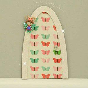 Flutter Bug Indoor Fairy Door
