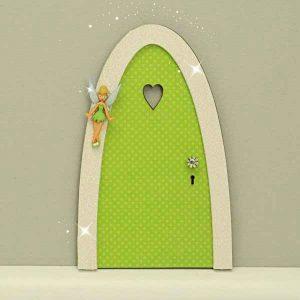 Tinker Bell Sparkle Door