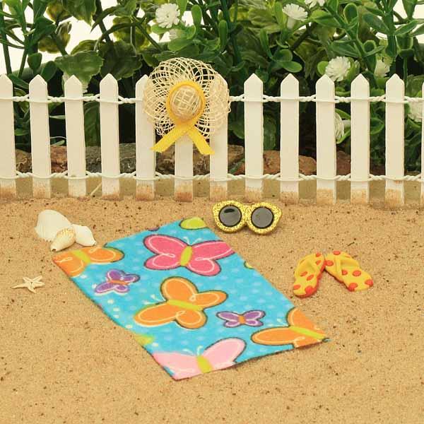 Fairy Beach Essentials - Yellow