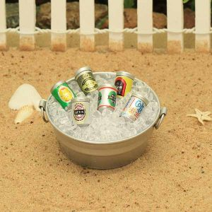 Ice Bucket - Beer Cans