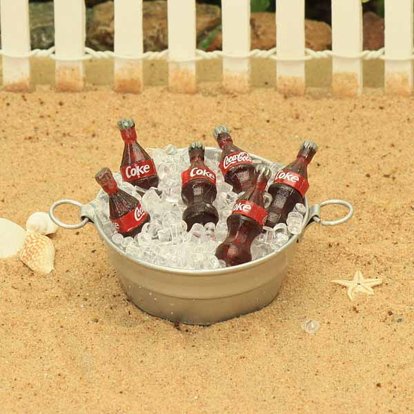 Ice Bucket - Coke