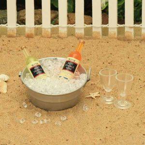 Silver Ice Bucket - Wine