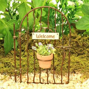 Wire Gate - Welcome