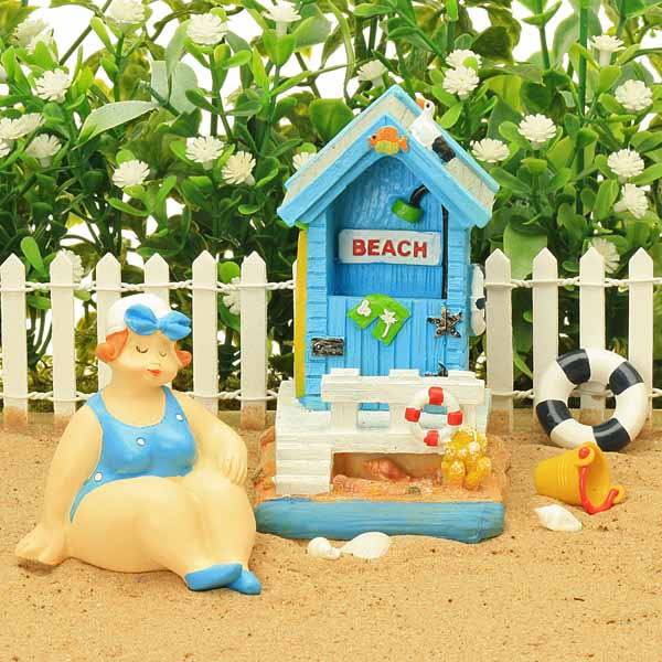 Little Beach Hut