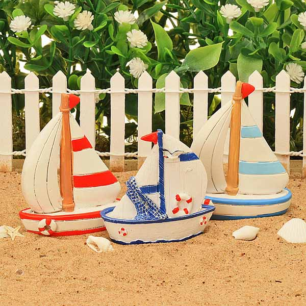 Little Sailing Boats