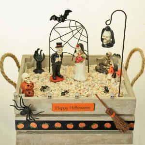 Halloween Boxed Kit - Skeleton