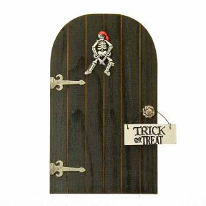 Halloween Door/Skeleton/TT