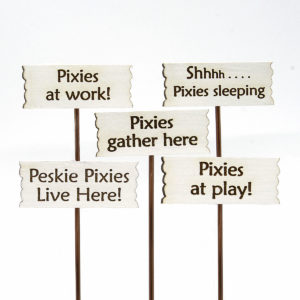 Pixie Signs