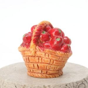 tiny apple basket