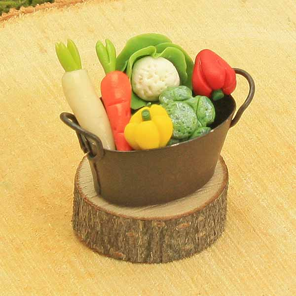 mixed veg container