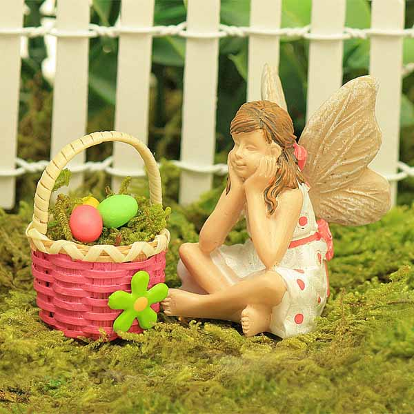 Easter Fairy Girl