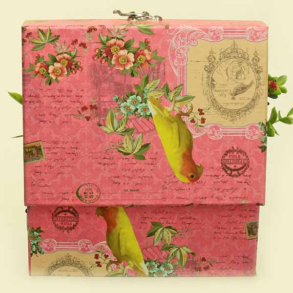 Enchanted Garden Gift Box Fairy Garden