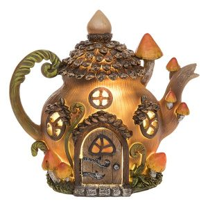 fairy glade teapot house