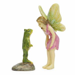 fairy & frog prince