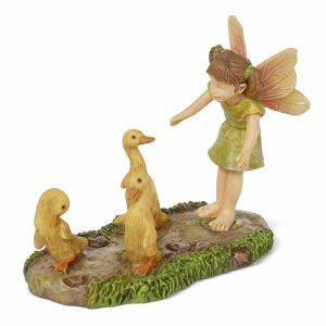 wayward ducks & fairy
