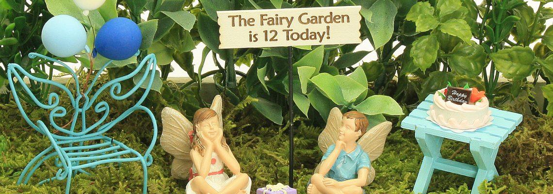 Fairy Gardens Birthday