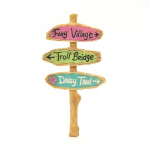 Fairy Sign Post