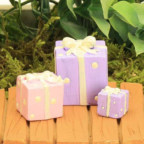 Polka Dot birthday Packages