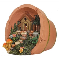 Terracotta Pot House