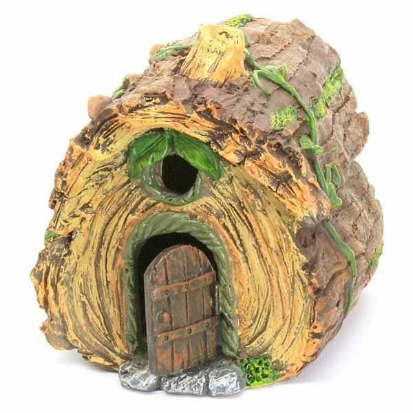 Hollow Log House