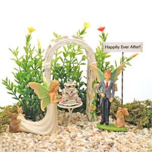 Fairy Bride and Groom