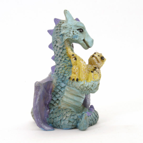 Mummy and Baby Dragon
