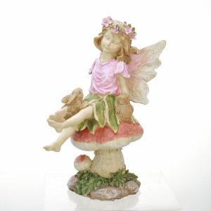 Large Fairy on Toadstool