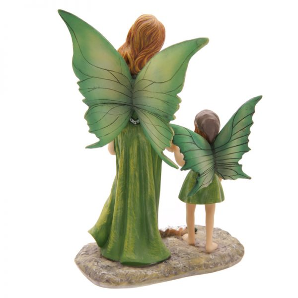 Earth Mother & child fairy