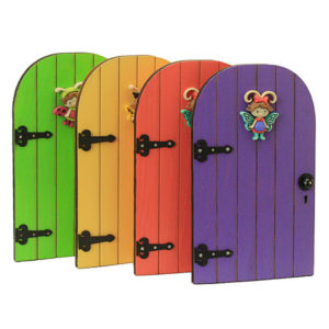 Flutter Bug Fairy Door