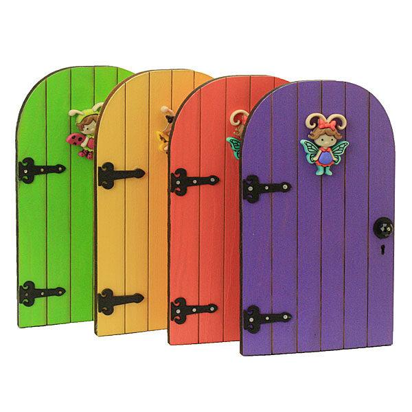 Flutter Bug Fairy Door