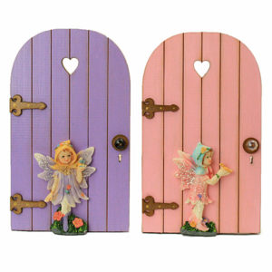 Sweetheart Door With Fairy
