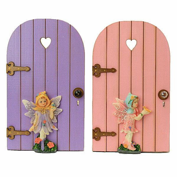Sweetheart Door With Fairy
