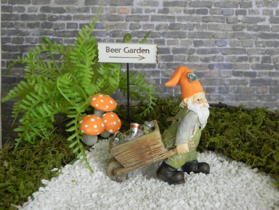 Gnome & Beer Garden Collection