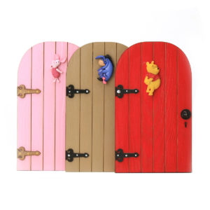 Pooh and Friends Doors