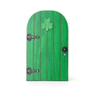 Emerald Green Door