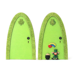 Fairy Doors - St. Patrick's Day