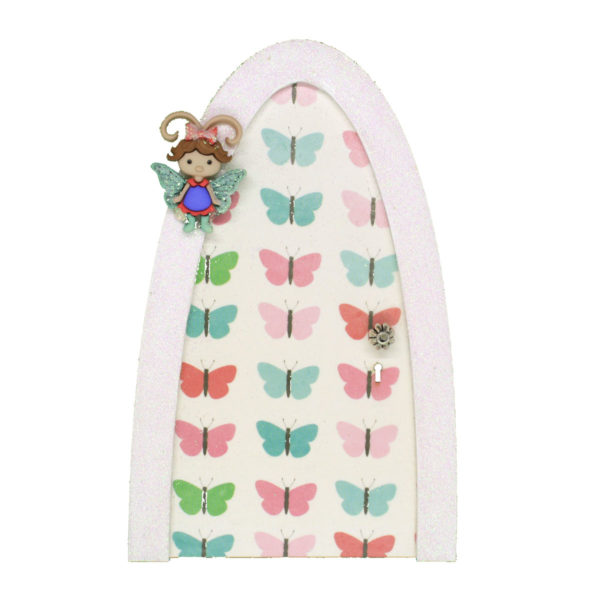 Butterfly Flutter Bug Door