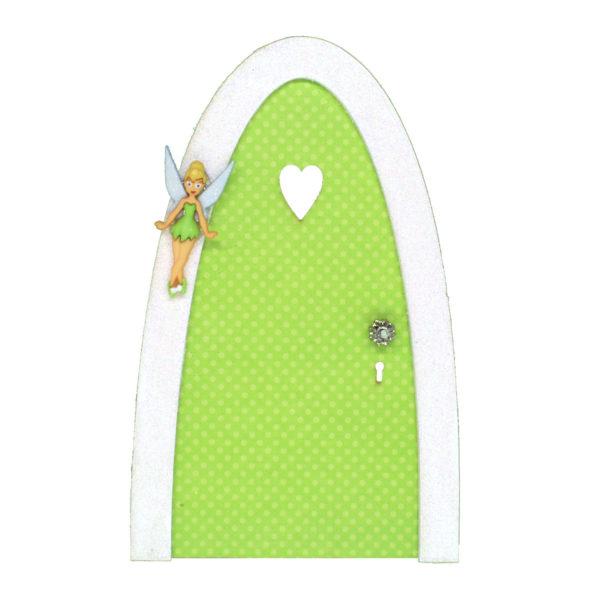 Tinker Bell Character Door