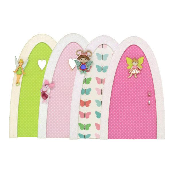 Character Fairy Doors