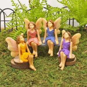 Sitting Fairies