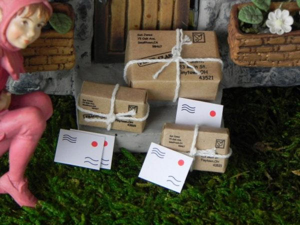 Fairy Mail Packages