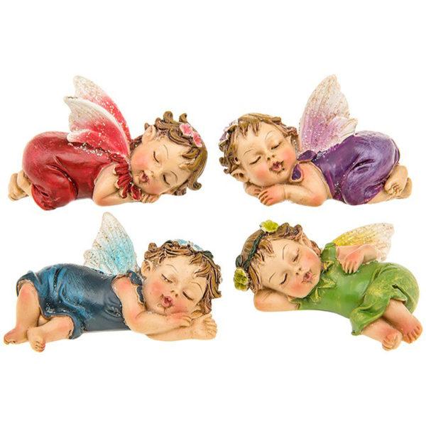 sleeping baby fairies