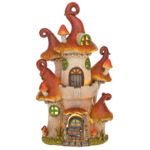 Fairy Glade Toadstool House