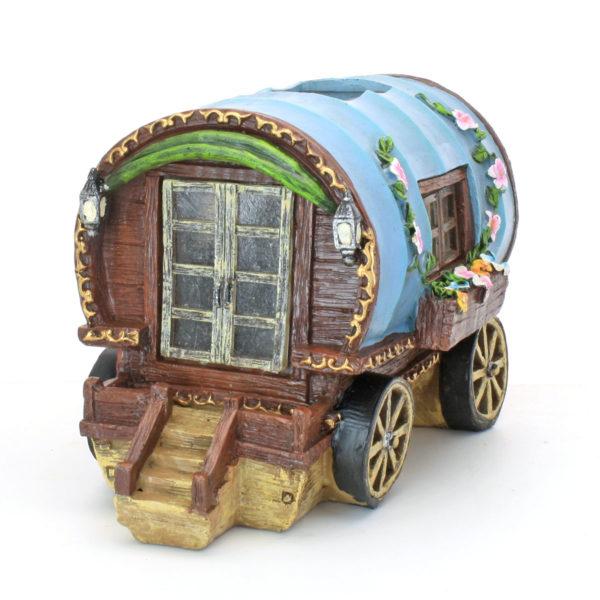 Gypsy Caravan with Solar Light