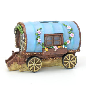 Gypsy Caravan with Solar Light