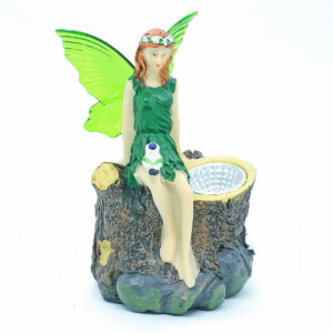 emerald fairy with solar light