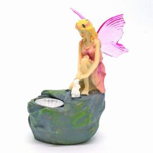 Pink solar fairy