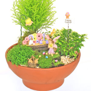 Fairy Garden Kit Easter