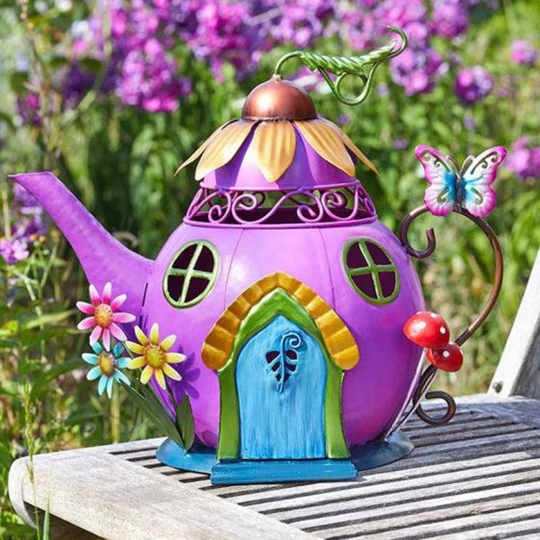 Teapot Studio Fairy House