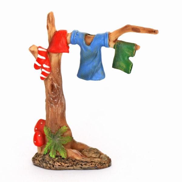 Gnome Clothes Line